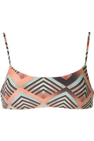 Lygia & Nanny Women Bikinis - Cancun printed bikini top