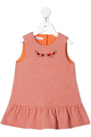 Familiar Baby Casual Dresses - Embroidered shift dress