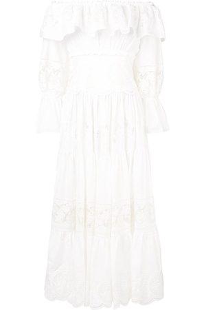Dolce & Gabbana Pleated maxi dress