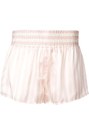 Morgan Lane Corey silk pyjama shorts