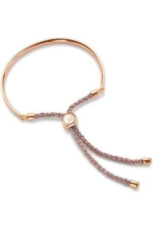 Monica Vinader Women Bracelets - Fiji Rose Metallica bracelet