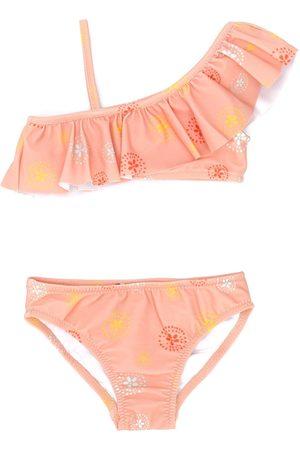 KNOT Girls Bikinis - Batik flower bikini