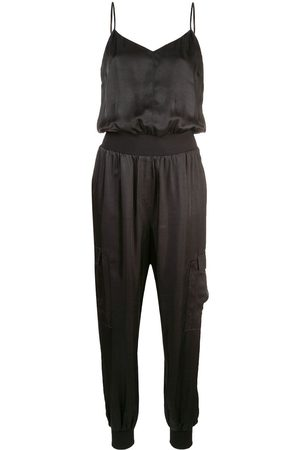 Cinq A Sept Amia sleeveless jumpsuit