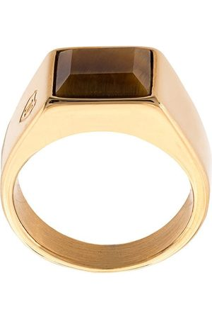 Nialaya Oversized square ring
