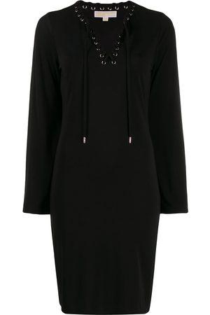 Michael Kors Short lace-up dress