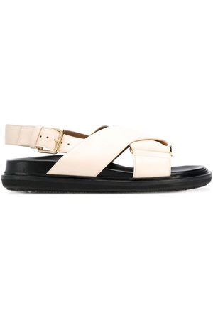 Marni Women Sandals - Fussbett buckle sandals