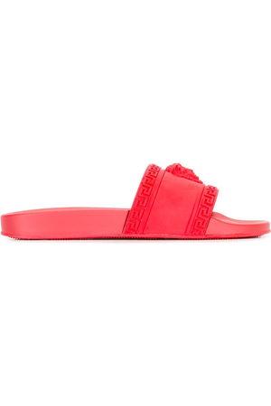 VERSACE Men Sandals - Medusa slides