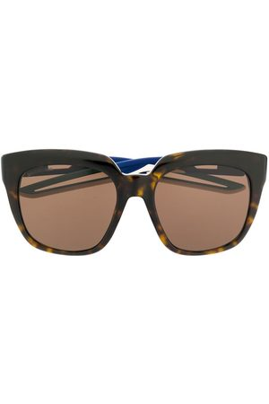 Balenciaga Oversized tortoiseshell sunglasses