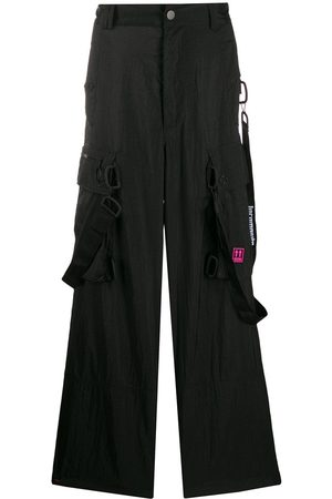 OFF-WHITE Men Cargo Pants - Bondage cargo trousers