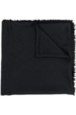 Saint Laurent Large Monogram square scarf