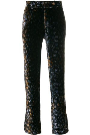 Equipment Patterned trousers - Multicolour