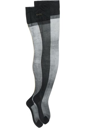 MAISON CLOSE Back seamed stockings
