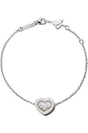 Chopard Women Bracelets - 18kt Happy Diamonds Icons bracelet