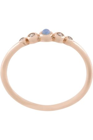 ASTLEY CLARKE 14kt rose Icon Nova Opal ring - Metallic