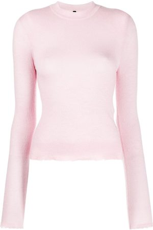 Unravel Project Women Sweaters - Destroyed detail jumper