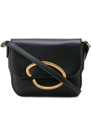 Oscar de la Renta Women Shoulder Bags - Logo plaque shoulder bag