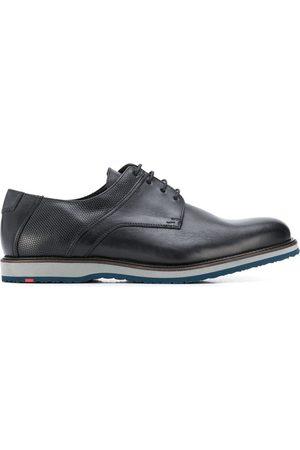 Lloyd Men Formal Shoes - Textured panel Derby shoes