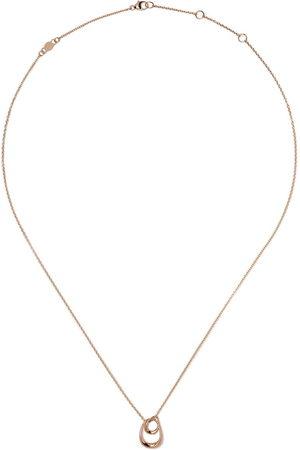 Georg Jensen Women Necklaces - 18kt rose Offspring pendant necklace