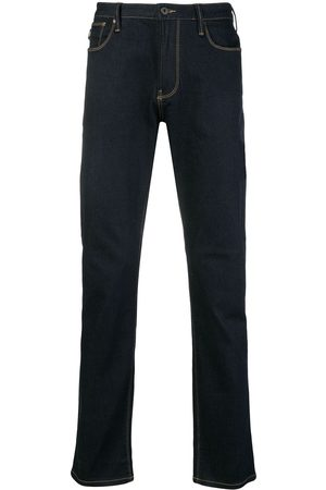 Emporio Armani Men Straight - Classic dark jeans