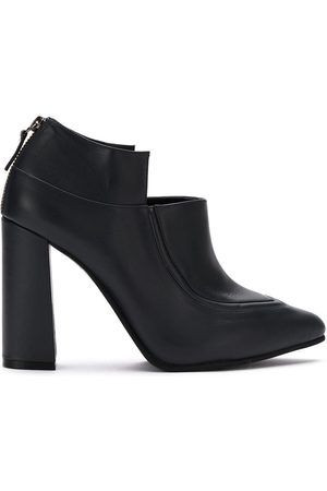 Studio Chofakian Panelled leather boots
