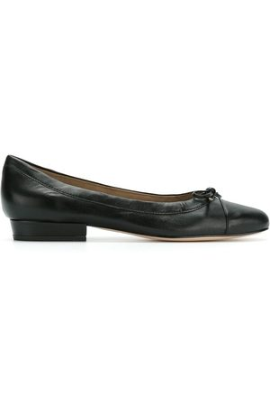 Sarah Chofakian Women Ballerinas - Martina leather ballerina shoes