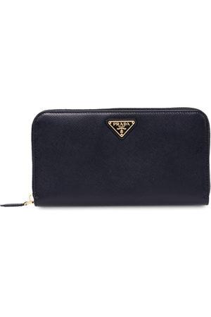 Prada Large zip-around wallet