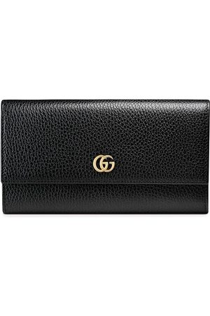 Gucci Women Wallets - Leather continental wallet