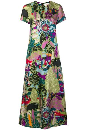 La DoubleJ Women Printed Dresses - Printed maxi dress
