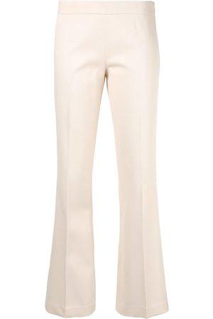 Giambattista Valli Flare trousers - Neutrals