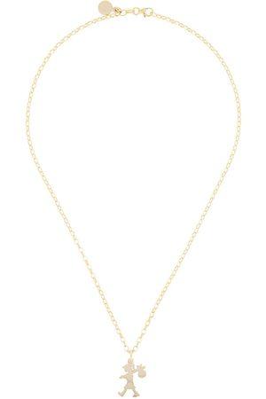 Karen Walker Girls Necklaces - 9kt Runaway Girl pendant necklace
