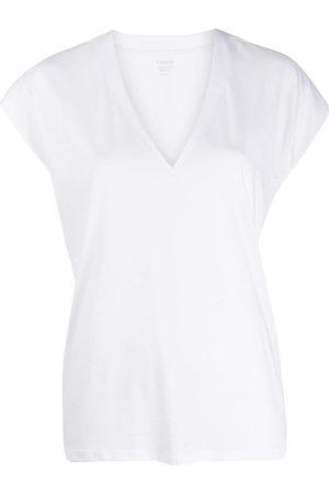 Frame Women T-shirts - Mid rise T-shirt