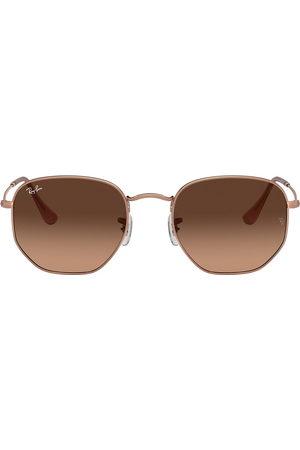 Ray-Ban RB3548N hexagonal sunglasses