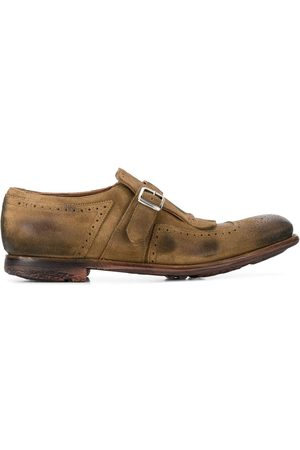 Church's Fringe monk shoes - NEUTRALS