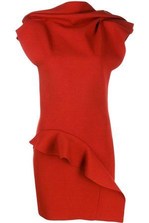 Rick Owens Ruffled detail blouse