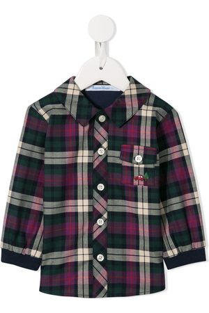 Familiar Tartan pattern shirt - Multicolour