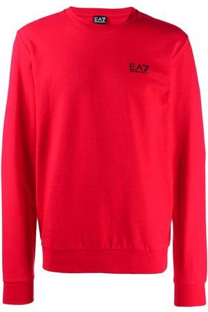 Ea7 Emporio Armani Men Sweatshirts - Printed logo sweatshirt