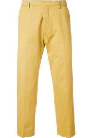 Ami Straight Fit Trousers - NEUTRALS