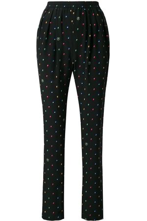 Stella McCartney All-over print trousers
