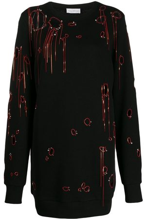 FAITH CONNEXION Women Sweaters - Chain-embellished jumper