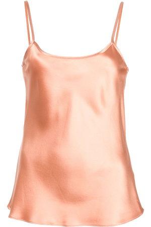 Voz Women Tank Tops - Sleeveless round neck top