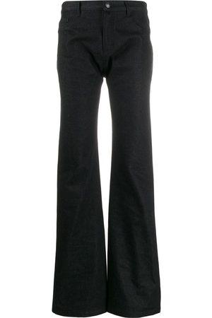 A.F.VANDEVORST Women Straight - Prairy reverse straight jeans