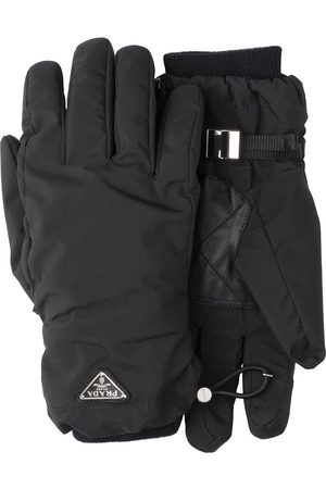Prada Nylon gloves