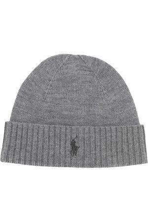 Polo Ralph Lauren Logo embroidered hat - Grey