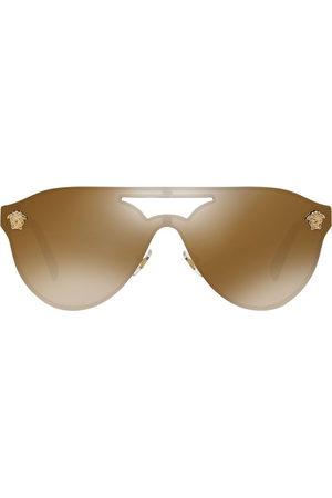 VERSACE Women Aviators - Aviator frame sunglasses