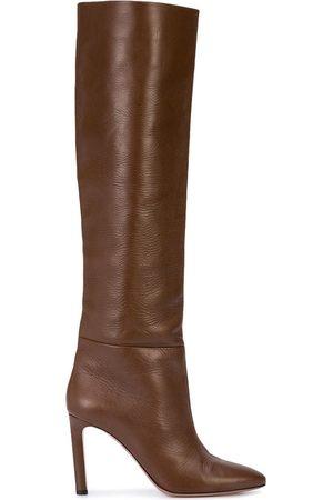 Oscar de la Renta Women Thigh High Boots - Margot knee-high boots - Neutrals