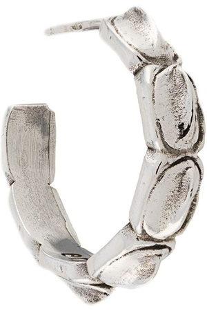 EMANUELE BICOCCHI Hoop - Croc hoop earring