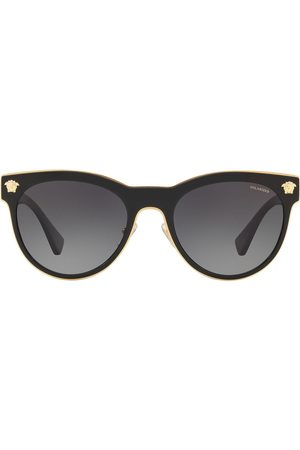 VERSACE Women Round - Phantos round-frame sunglasses