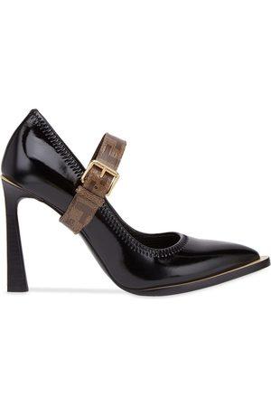 Fendi Women Pumps - Mary Jane FFrame court shoes