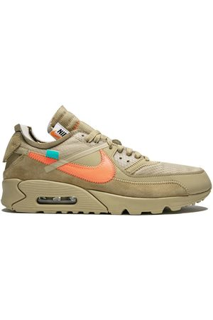 """Nike X Off-White """"The 10th"""" Air Max 90 sneakers - Neutrals"""
