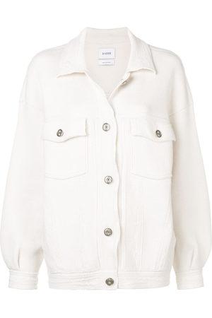 Barrie Women Jackets - Cashmere oversized jacket - Neutrals